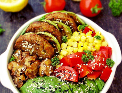 Burgeri s tunjevinom i kukuruzom